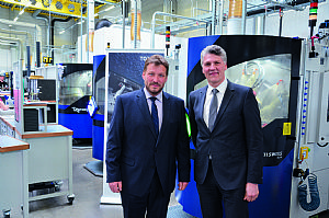 Tornos Delivers its 200th MultiSwiss to Automotive Supplier