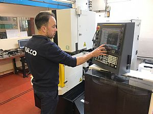 FANUC Puts a Spring in the Stride of Press Tool Manufacturer