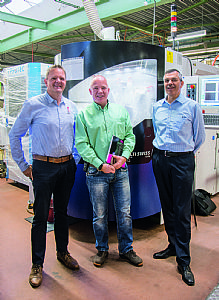 YPSOTEC Celebrates Centenary With Tornos Multispindle