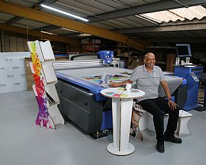 Print Company Re-Aligns Strategy With DYSS Digital Cutting Table