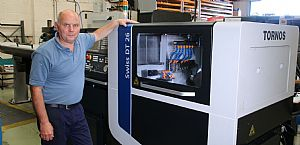 Tornos Packs a Punch for Plastic Part Producer