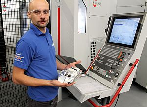 hyperMILL CAM Software Puts the Brakes on Inefficiency for Alcon