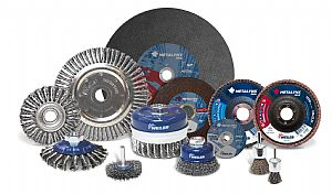 New Metalynx® Cutting and Grinding Wheels