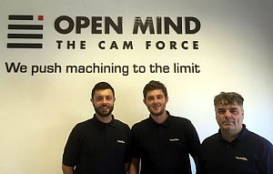 OPEN MIND Expands UK Team To Support Growth