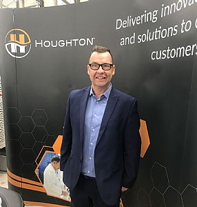 Houghton Re-Structure Creates New Sales Director Post