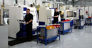 ITC Invests in New Grinding Technology To Extend Tool Production