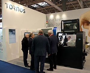 Tornos Wins Orders at MACH 2018
